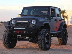 Решетки для Jeep
