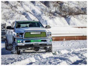 Решетки для Dodge