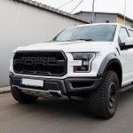 Дополнительный свет для Ford Raptor